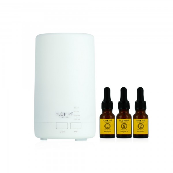 JZ OIL WITH FREE AROMA DIFFUSER