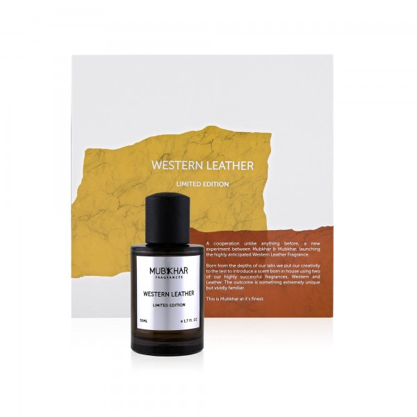 Western Leather | Limited Edition 50ML
